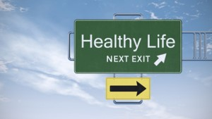 healthy life sign