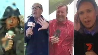 weather reporters