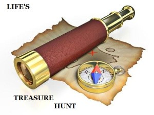 Lifes treasure hunt