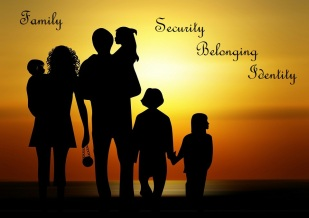 family security belonging identity
