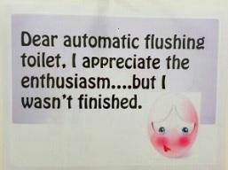 dear auto toilet