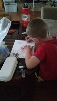 Liam drawing pokemon_from comp_01_2014