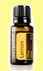 lemon oil DoTERRA