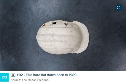 GPGP hard hat 1989