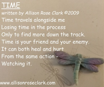 TIME by Allison Rose Clark 2009
