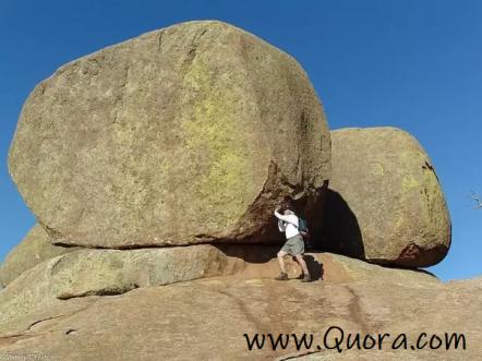 Quora boulder