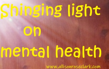 shining a light on mental health